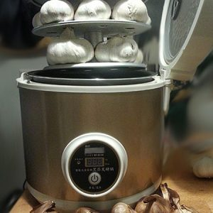 Black garlic machine