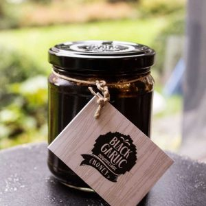 Black Garlic Honig