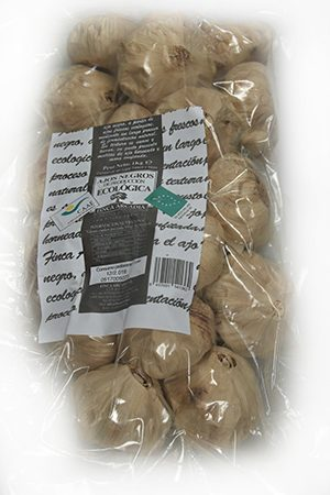 Schwarzer Knoblauch | Black Garlic Knollen im Beutel kg