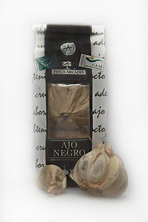 Schwarzer Knoblauch Black Garlic Ecologica